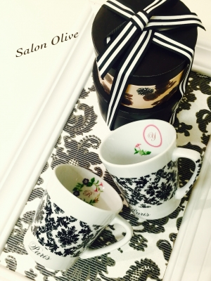神戸Porcelarts.Salon.OLIVE