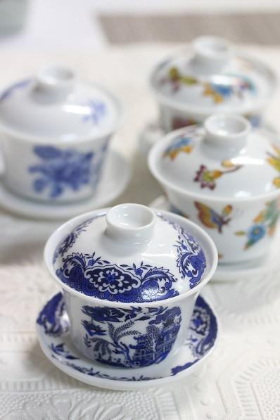 大橋 3月1記事目 ポーセラーツ関連1 台湾発!ホーセラーツで中国茶器・パイナップルケーキ・養成茶作成のスペシャルレッスンが開催されます♪