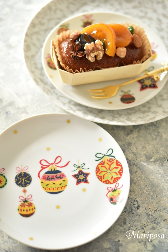 Moriposa_クリスマスケーキ