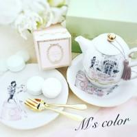 祝!金沢のポーセラーツサロンM's colorが4周年♪
